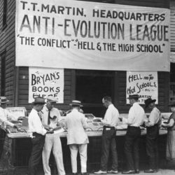 anti-evolution league 1925